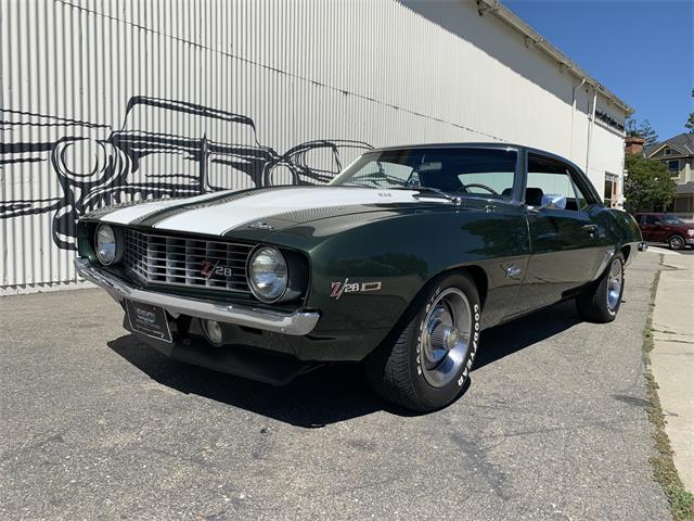 1969 Chevrolet Camaro (CC-1240180) for sale in Fairfield, California