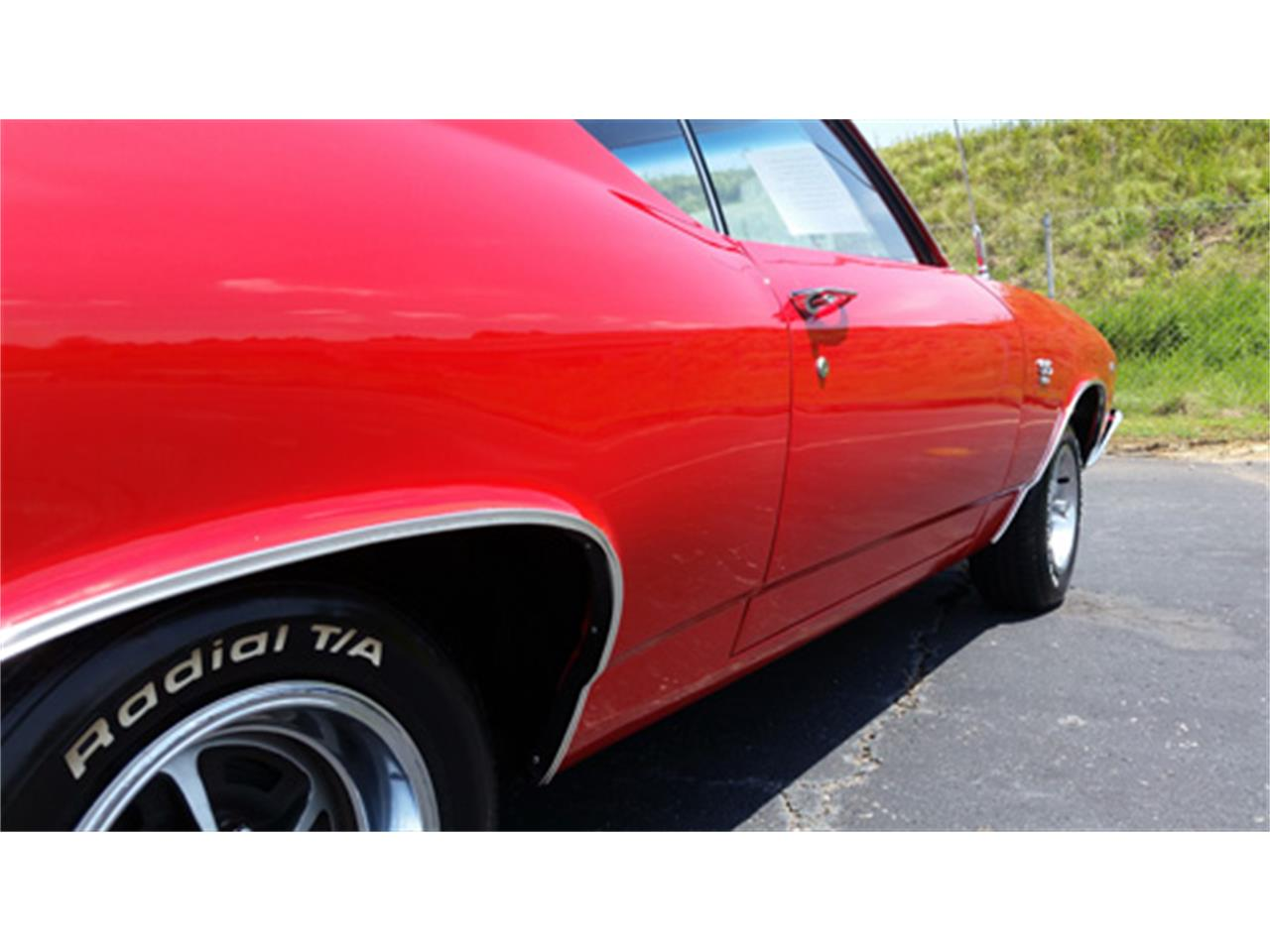 1969 Chevrolet Chevelle (CC-1241818) for sale in Simpsonville, South Carolina