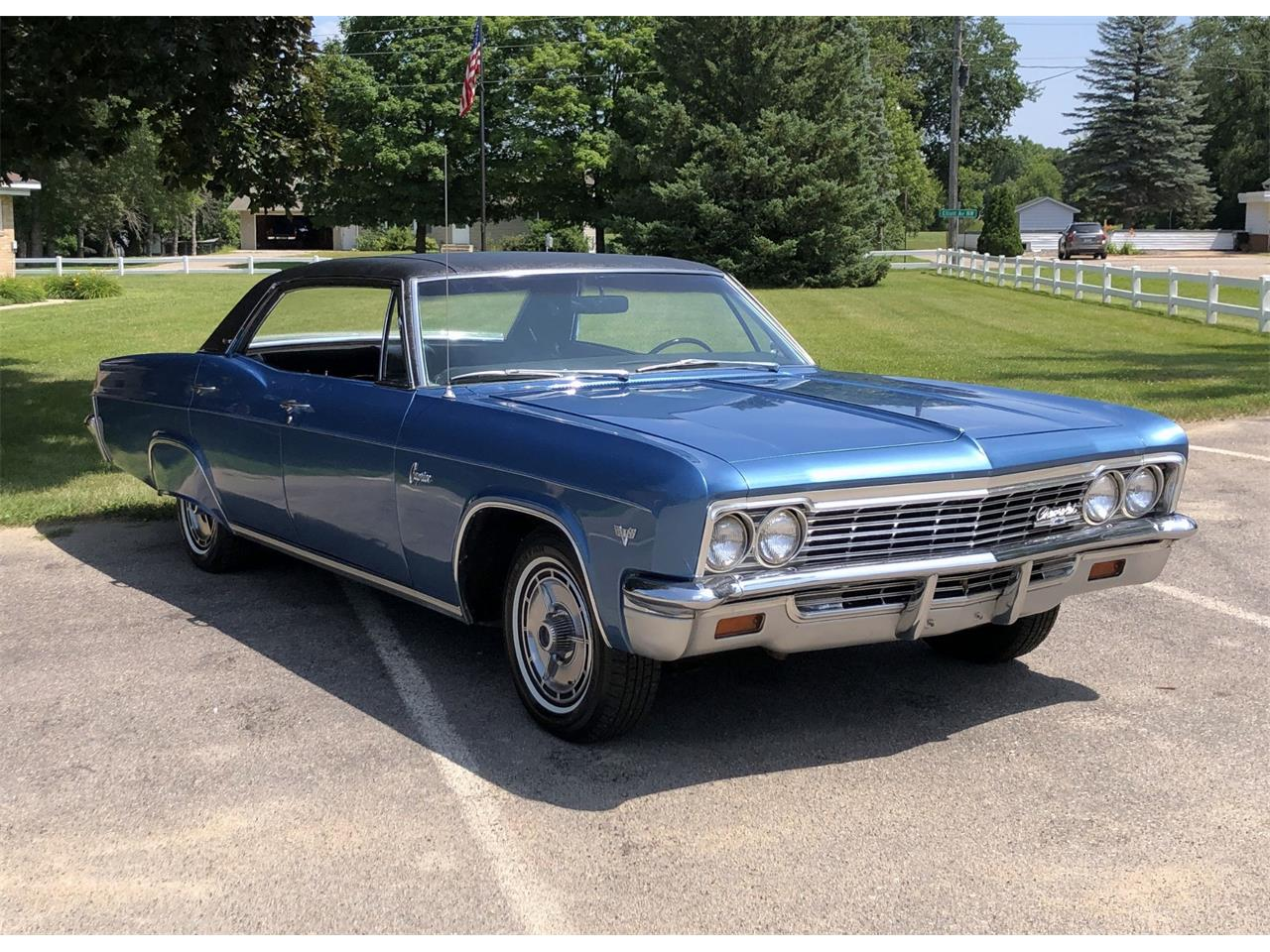 1966 Chevrolet Caprice (CC-1241835) for sale in Maple Lake, Minnesota