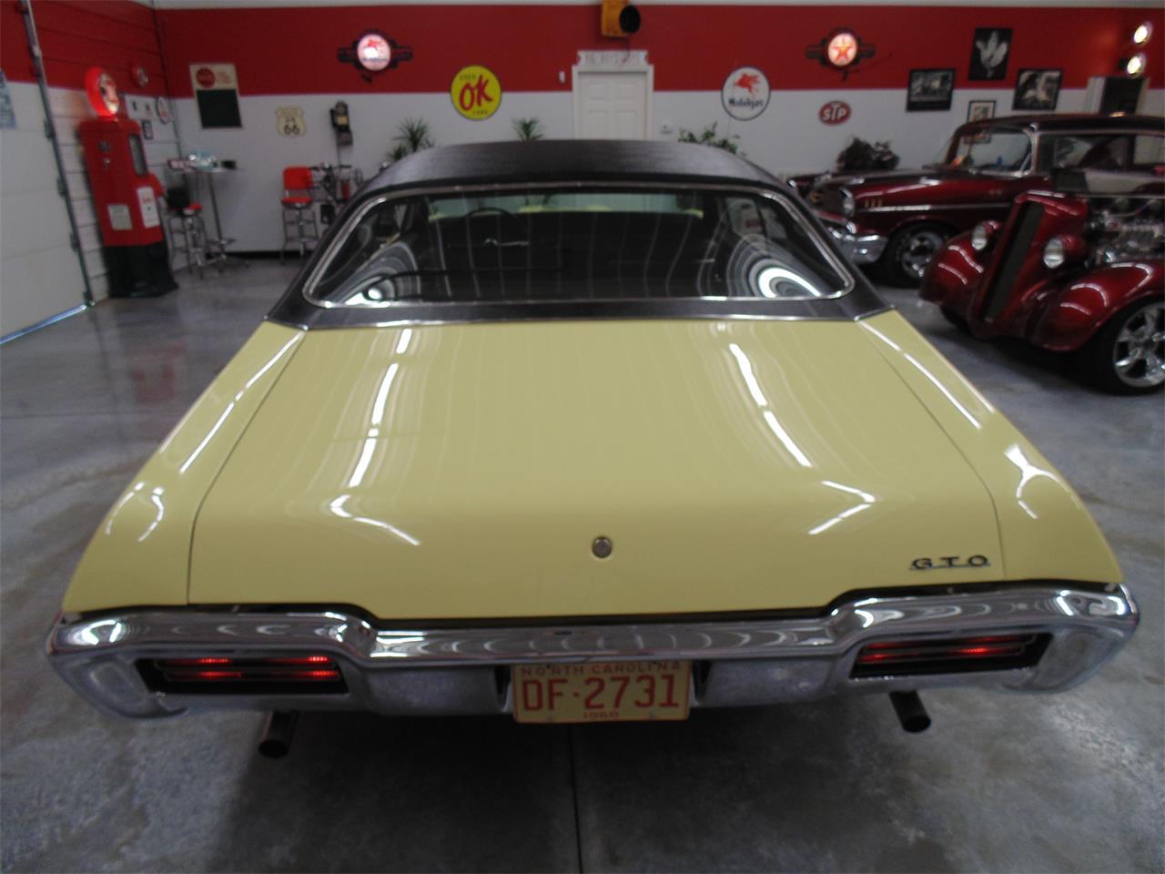 1968 Pontiac GTO (CC-1241867) for sale in Vale, North Carolina