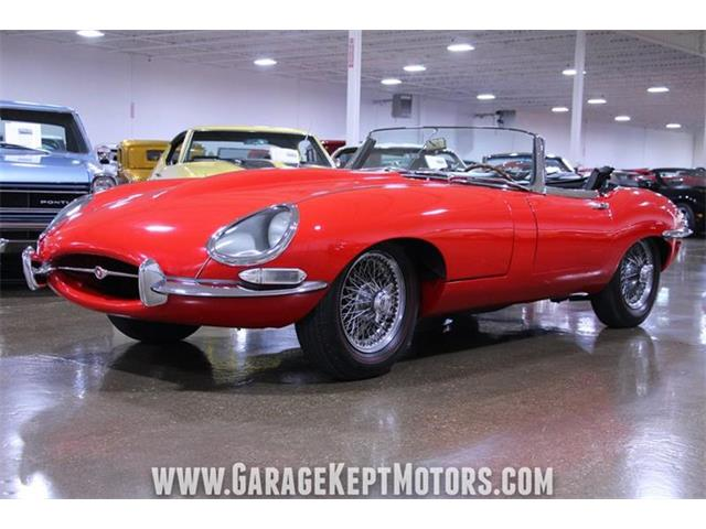 1963 Jaguar E-Type (CC-1240187) for sale in Grand Rapids, Michigan