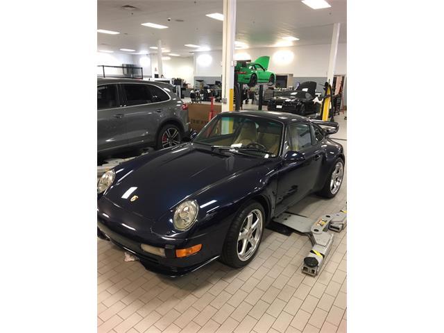 1997 Porsche 911/993 Carrera 2