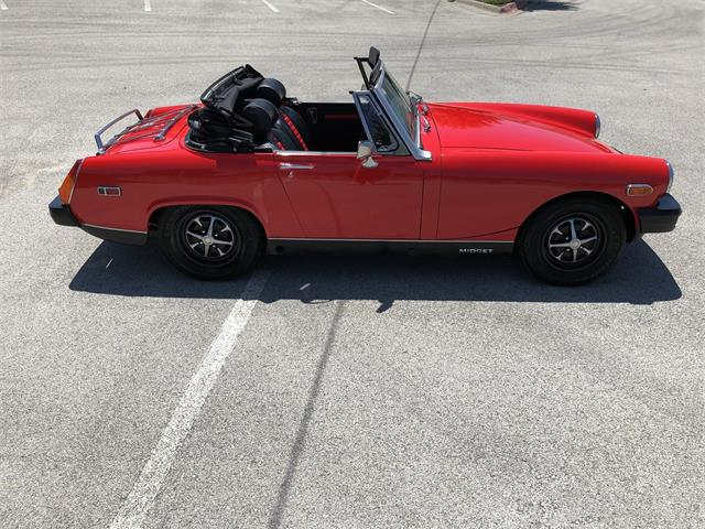 1976 MG Midget (CC-1241892) for sale in Branson, Missouri