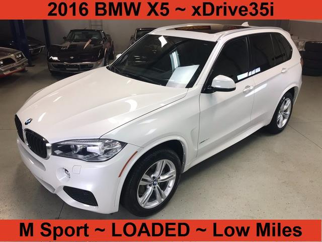 2016 BMW X5 (CC-1241895) for sale in Shelby Township, Michigan