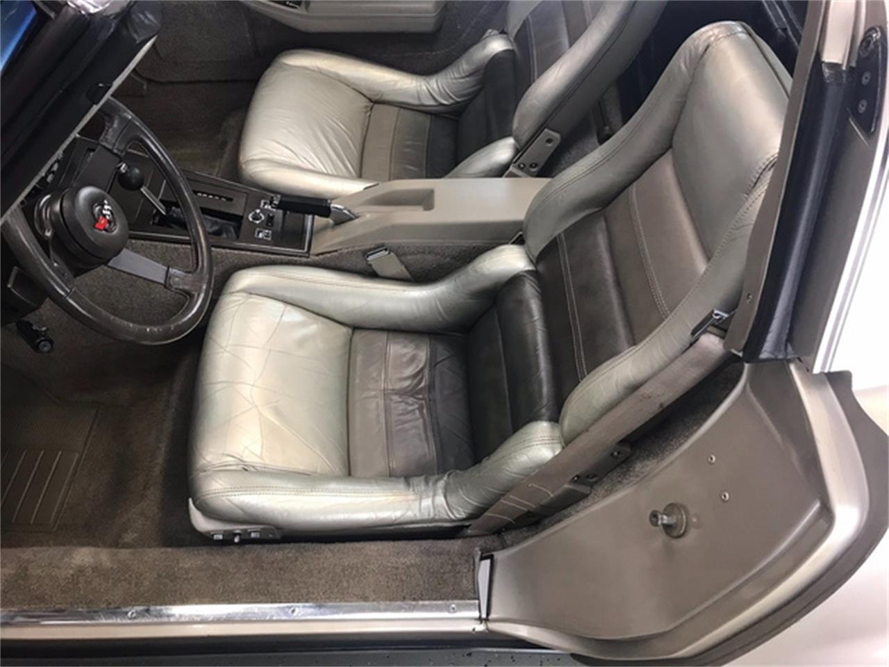 1982 Chevrolet Corvette (CC-1241896) for sale in Shelby Township, Michigan