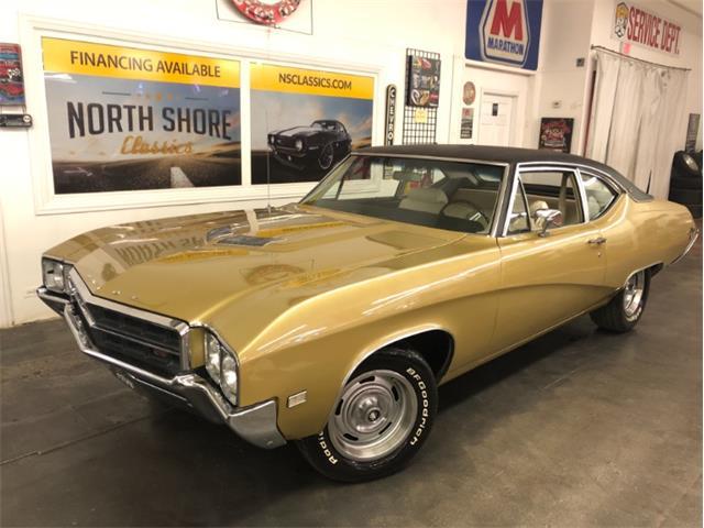 1969 Buick Skylark (CC-1240191) for sale in Mundelein, Illinois