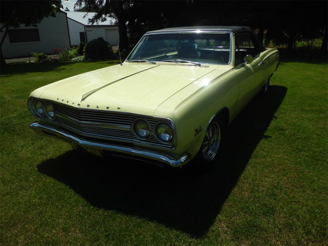 1965 Chevrolet Chevelle Malibu SS (CC-1241913) for sale in Salem, Oregon