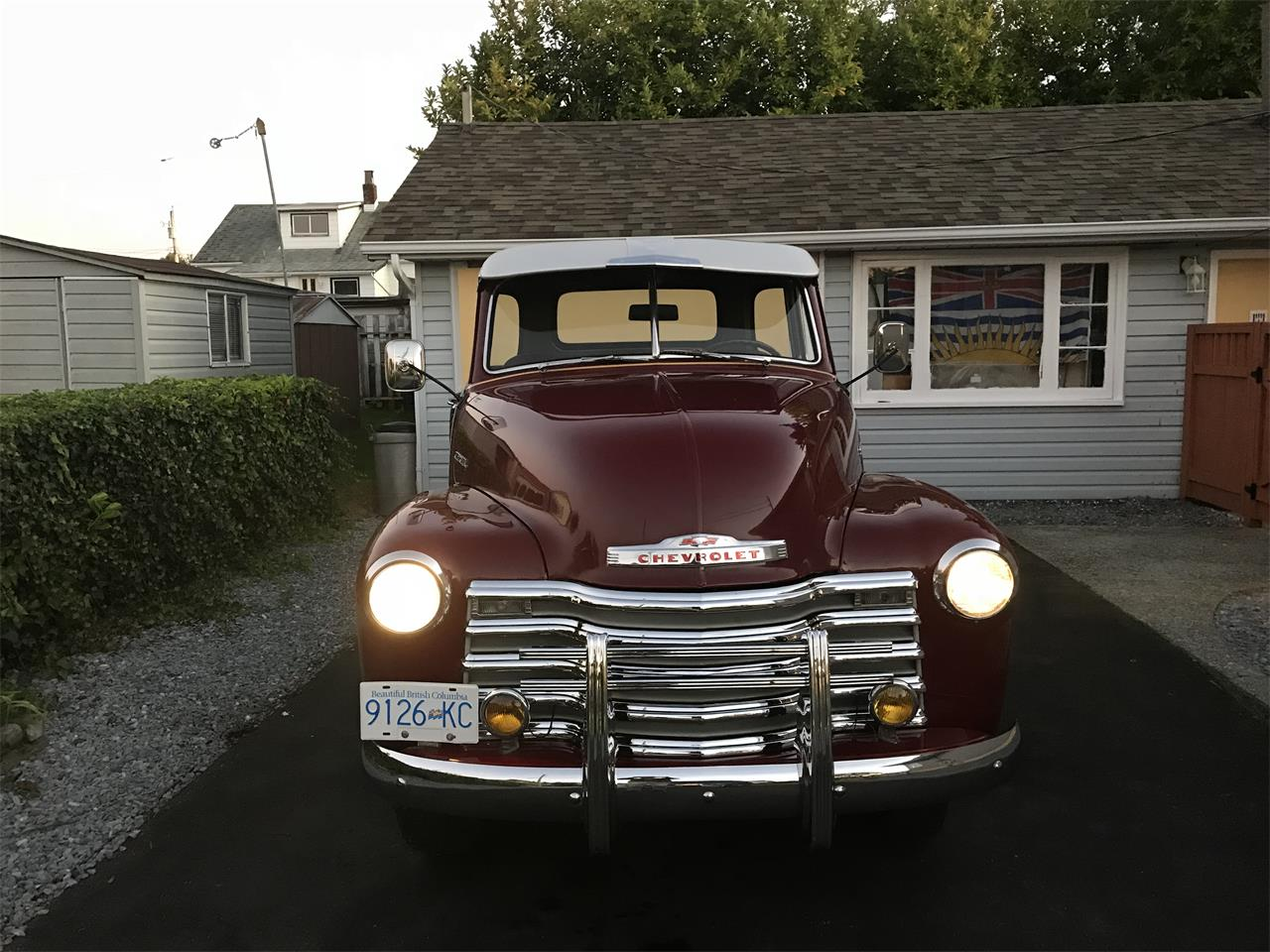 1950 Chevrolet Pickup (CC-1241920) for sale in Powell River, British Columbia