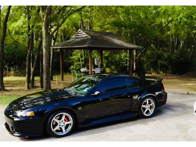 2002 Ford Mustang (Roush)