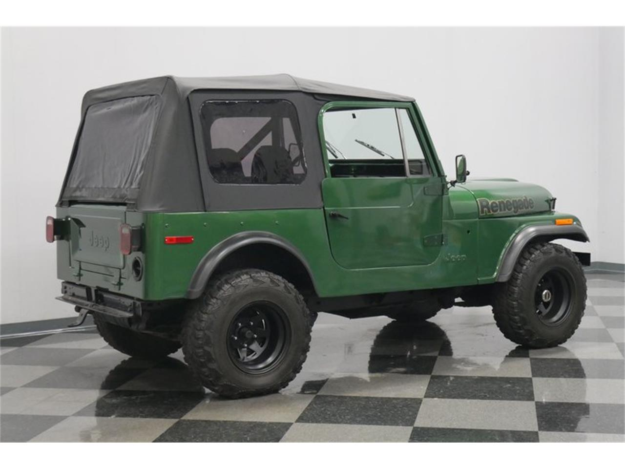1977 Jeep CJ7 (CC-1241951) for sale in Lavergne, Tennessee