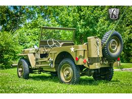 1942 Willys Jeep (CC-1241970) for sale in O'Fallon, Illinois