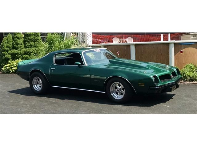 1974 Pontiac Firebird (CC-1241997) for sale in West Pittston, Pennsylvania