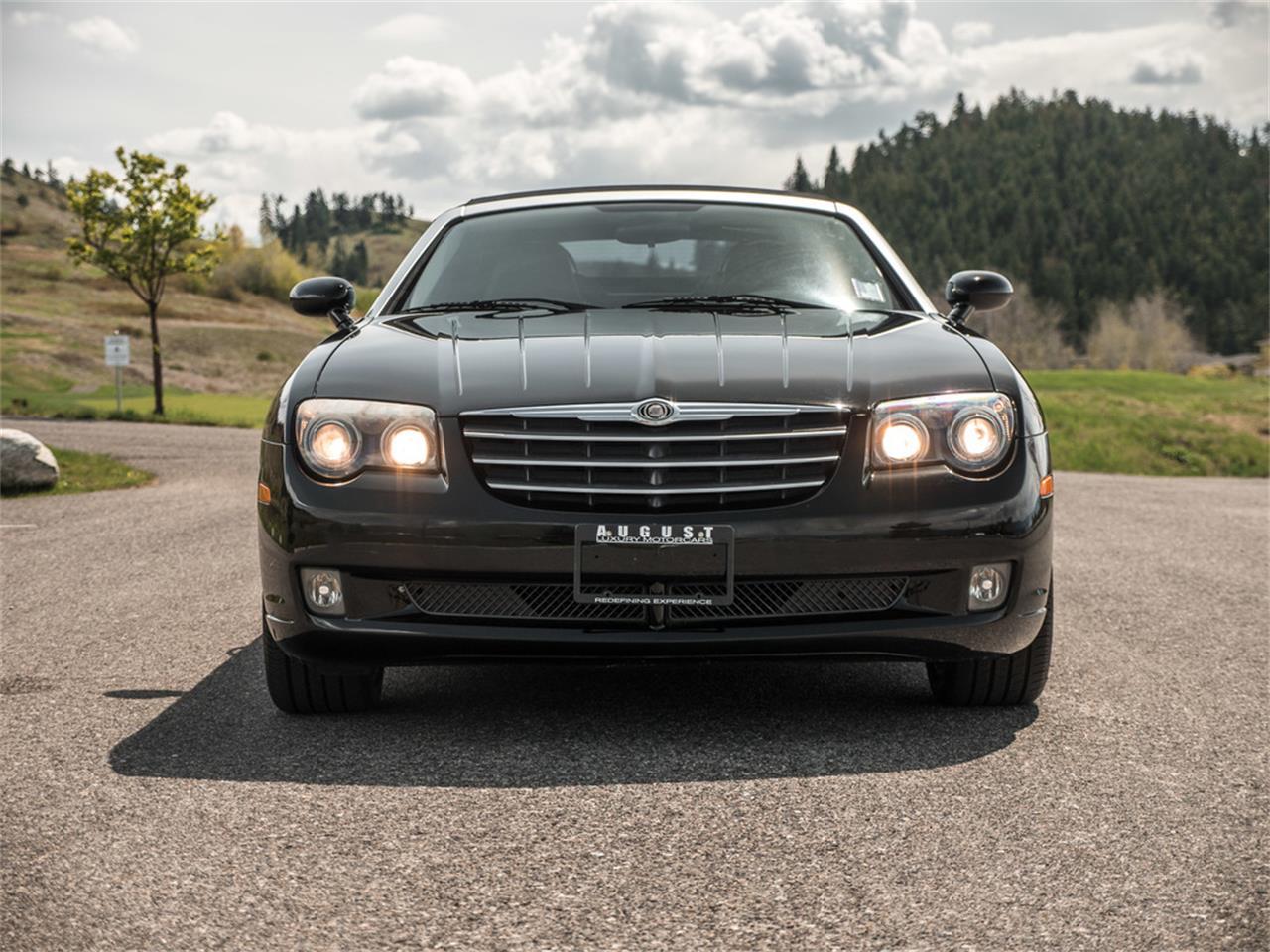 2005 Chrysler Crossfire (CC-1242015) for sale in Kelowna, British Columbia