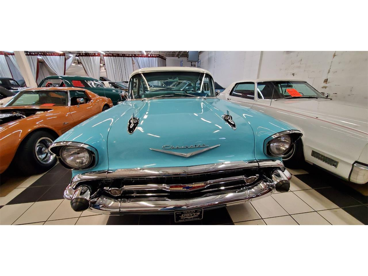 1957 Chevrolet Bel Air (CC-1240203) for sale in Annandale, Minnesota