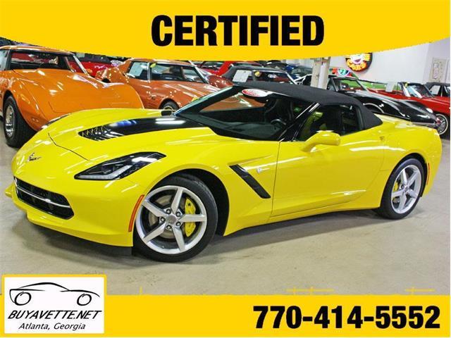 2014 Chevrolet Corvette (CC-1242106) for sale in Atlanta, Georgia