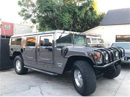 2000 Hummer H1 (CC-1242156) for sale in Cadillac, Michigan