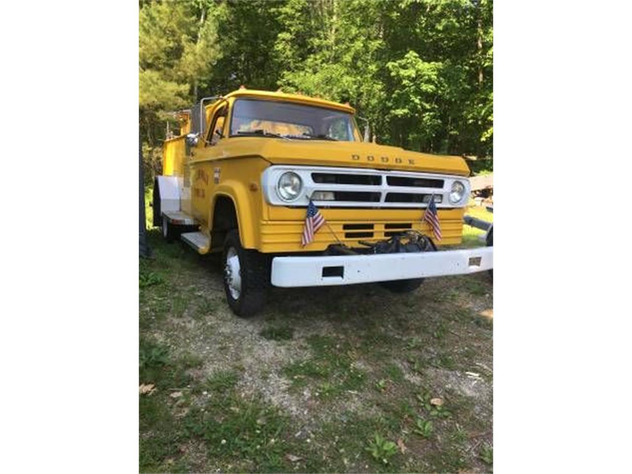 1971 Dodge Power Wagon (CC-1242168) for sale in Cadillac, Michigan