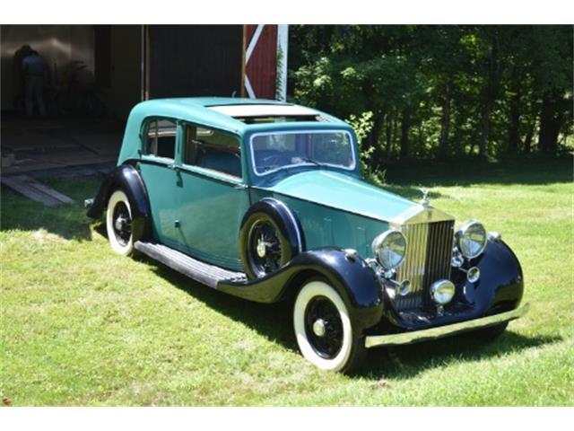 1937 Rolls-Royce Phantom III (CC-1242173) for sale in Astoria, New York