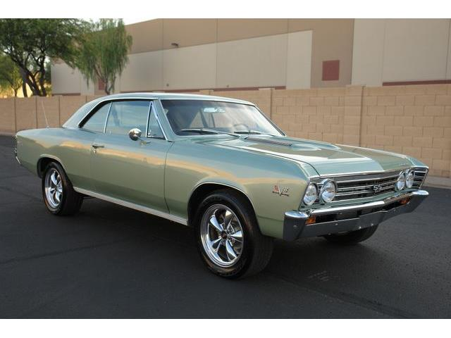 1967 Chevrolet Chevelle (CC-1242199) for sale in Phoenix, Arizona