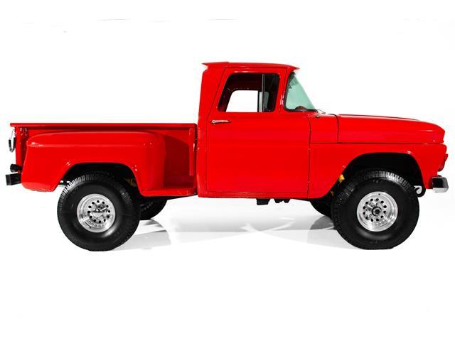 1961 Chevrolet Pickup (CC-1240227) for sale in Des Moines, Iowa