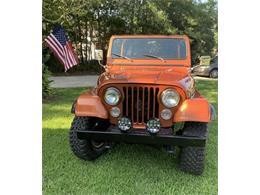 1978 Jeep CJ5 (CC-1242280) for sale in Diamondhead, Mississippi