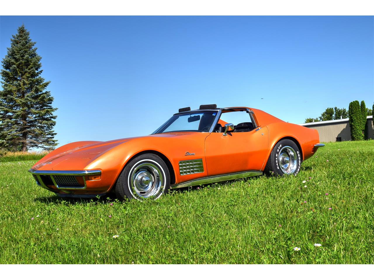 1972 Chevrolet Corvette (CC-1242288) for sale in Watertown , Minnesota