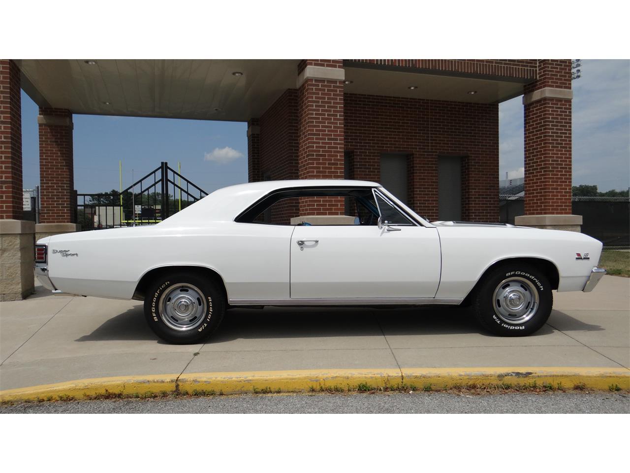 1967 Chevrolet Chevelle SS (CC-1242296) for sale in Davenport, Iowa