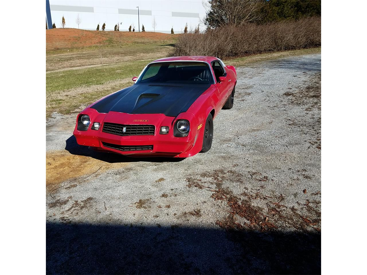 1979 Chevrolet Camaro Z28 (CC-1242301) for sale in winston salem, North Carolina