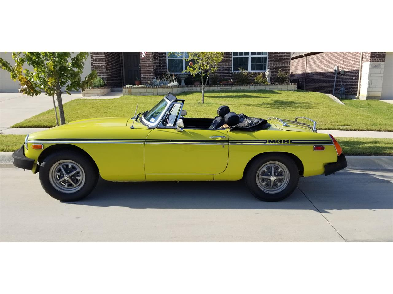 1975 MG MGB (CC-1242313) for sale in Fort Worth, Texas