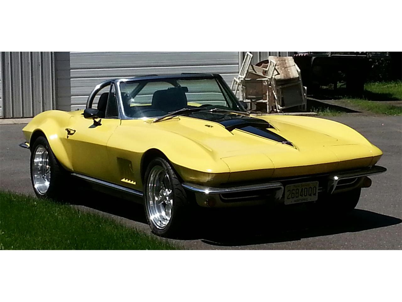 1967 Chevrolet Corvette (CC-1242317) for sale in Monroe Twp, New Jersey