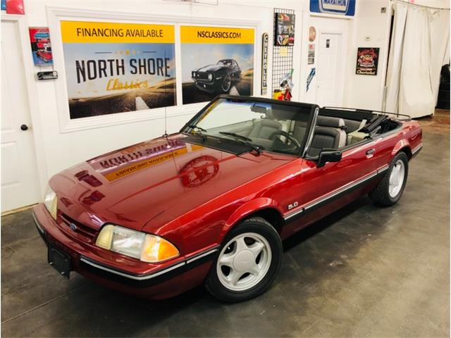 1991 Ford Mustang (CC-1242354) for sale in Mundelein, Illinois