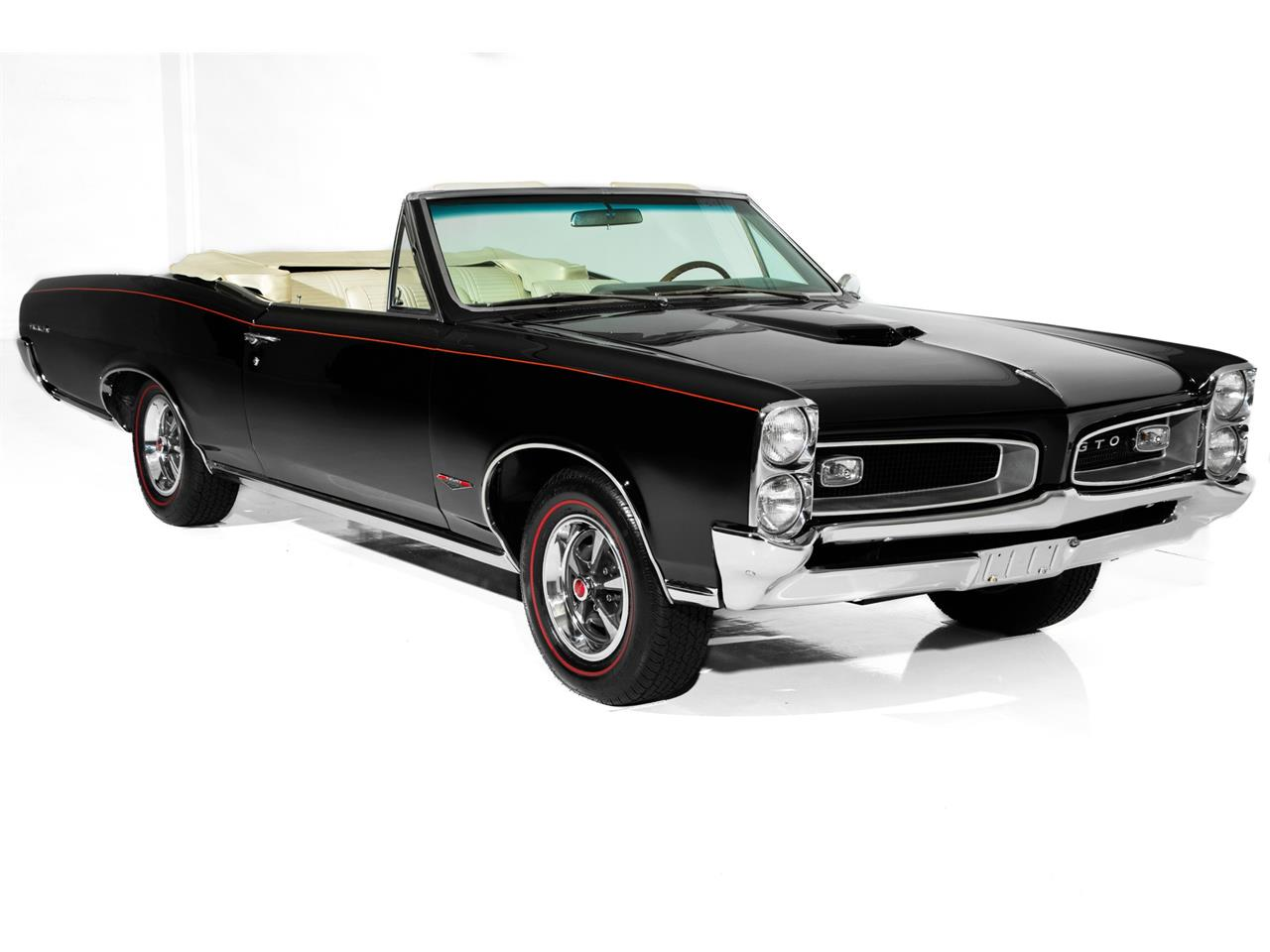 1966 Pontiac GTO (CC-1240236) for sale in Des Moines, Iowa
