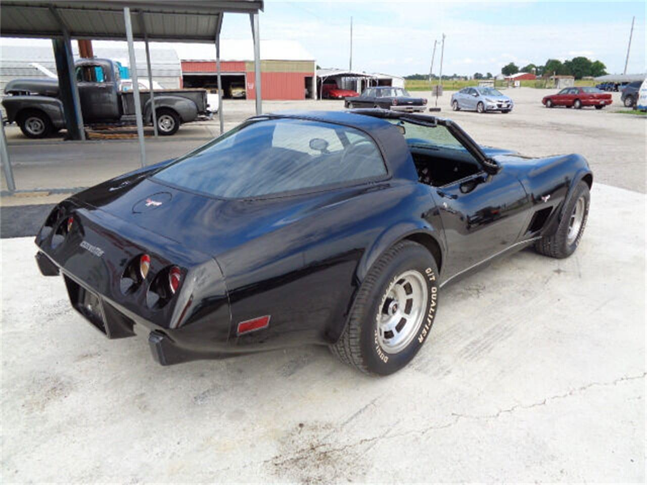 1979 Chevrolet Corvette (CC-1242360) for sale in Staunton, Illinois