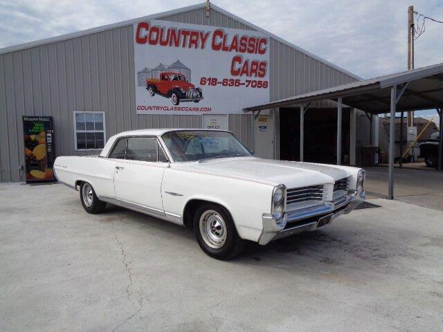 1964 Pontiac Bonneville (CC-1242361) for sale in Staunton, Illinois