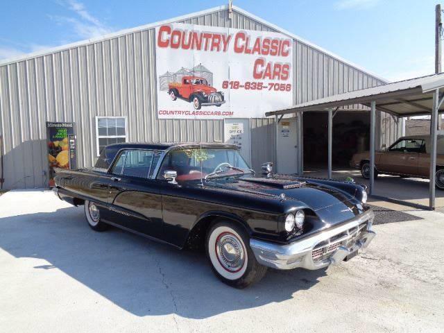 1960 Ford Thunderbird (CC-1242364) for sale in Staunton, Illinois