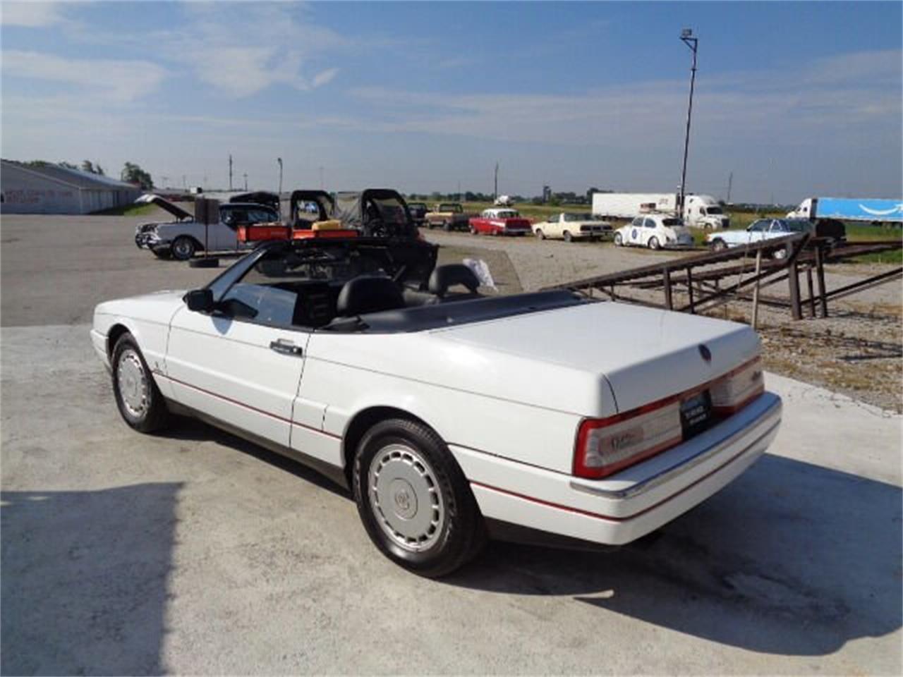 1992 Cadillac Allante (CC-1242365) for sale in Staunton, Illinois