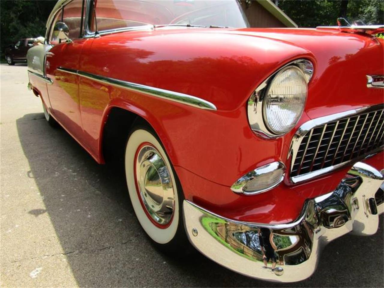1955 Chevrolet Bel Air (CC-1240237) for sale in Stanley, Wisconsin