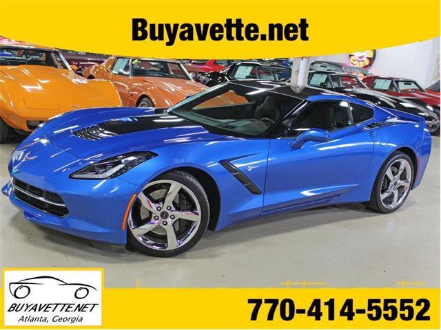 2014 Chevrolet Corvette (CC-1242383) for sale in Atlanta, Georgia