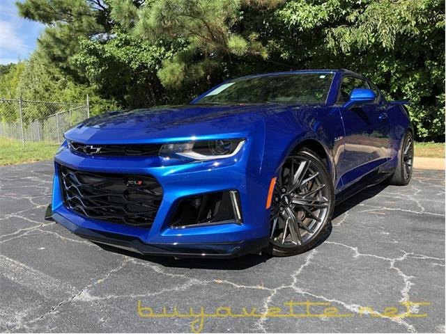 2018 Chevrolet Camaro (CC-1240241) for sale in Atlanta, Georgia
