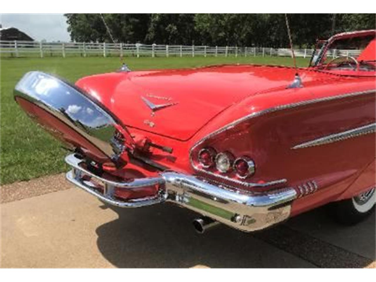 1958 Chevrolet Impala (CC-1242465) for sale in Cadillac, Michigan