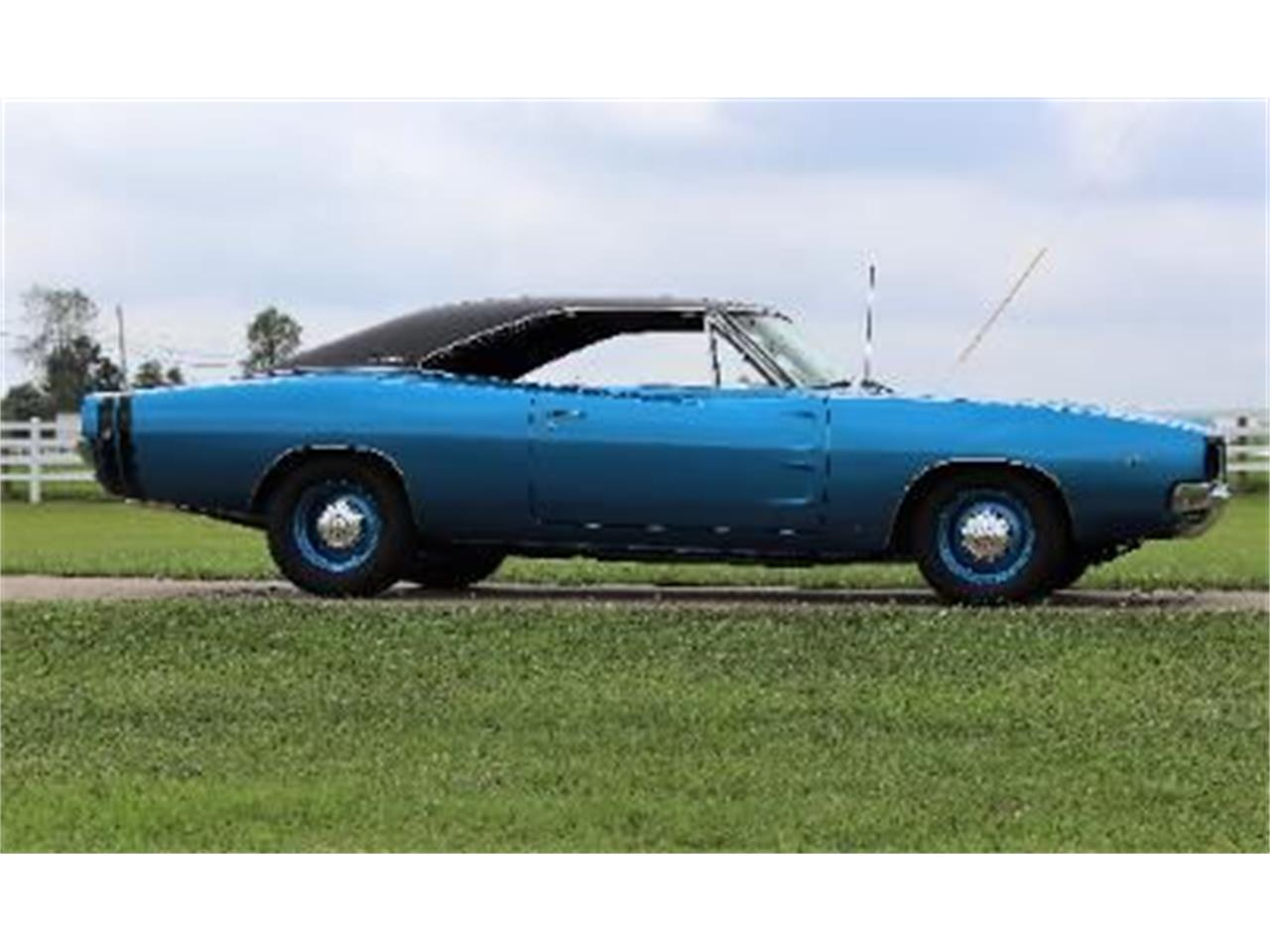 1968 Dodge Charger (CC-1242466) for sale in Cadillac, Michigan