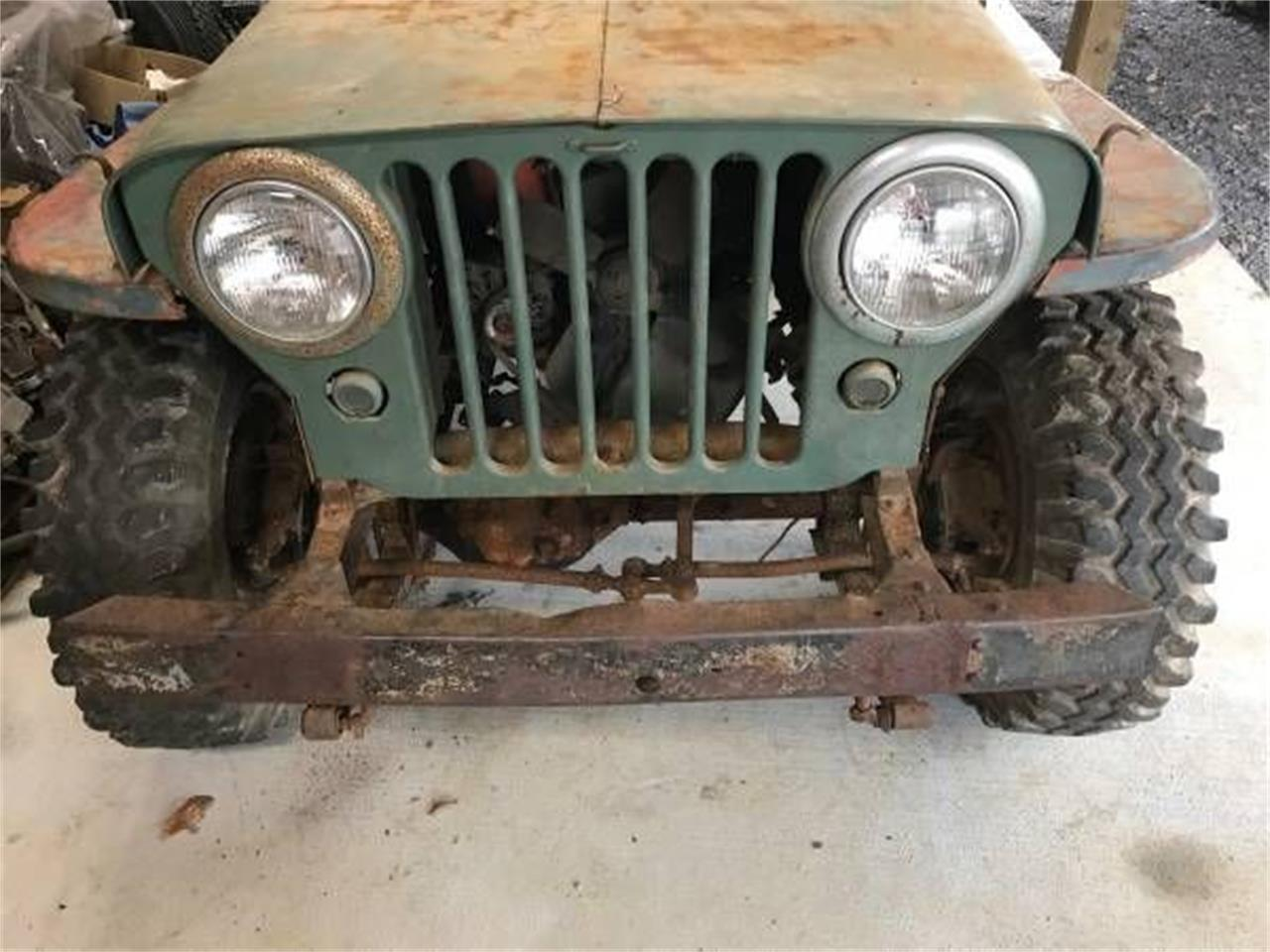 1953 Willys Jeep (CC-1242487) for sale in Cadillac, Michigan