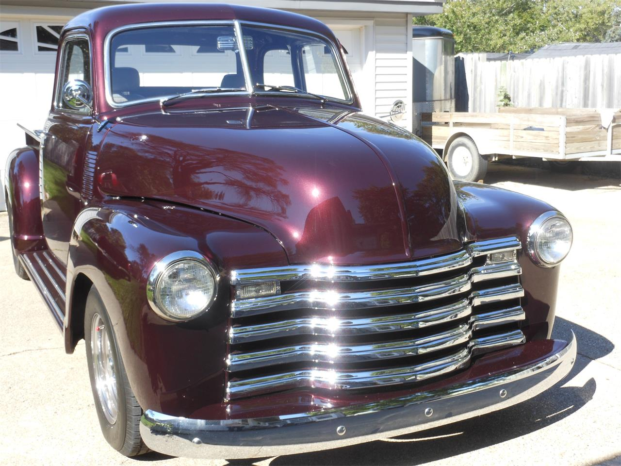 1950 Chevrolet 5-Window Pickup (CC-1242514) for sale in Hudsonville, Michigan