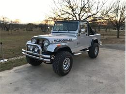 1981 Jeep CJ8 Scrambler (CC-1240253) for sale in Fredericksburg, Texas