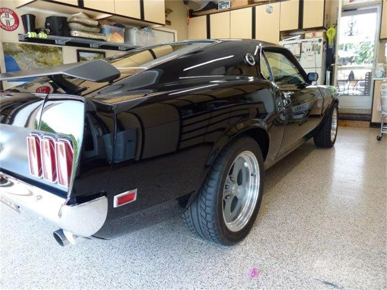 1969 Ford Mustang Mach 1 (CC-1242541) for sale in San Jaun Capistrano, California