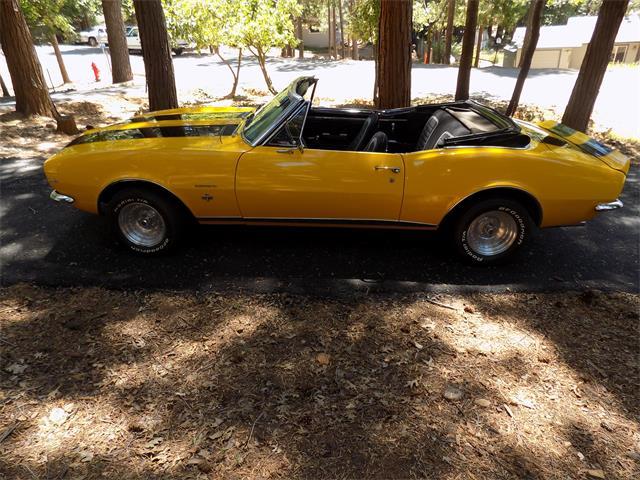 1967 Chevrolet Camaro RS (CC-1242543) for sale in Pollock Pines, California