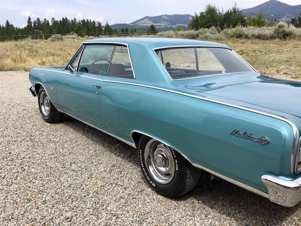 1964 Chevrolet Malibu SS (CC-1242547) for sale in Corvallis , Montana