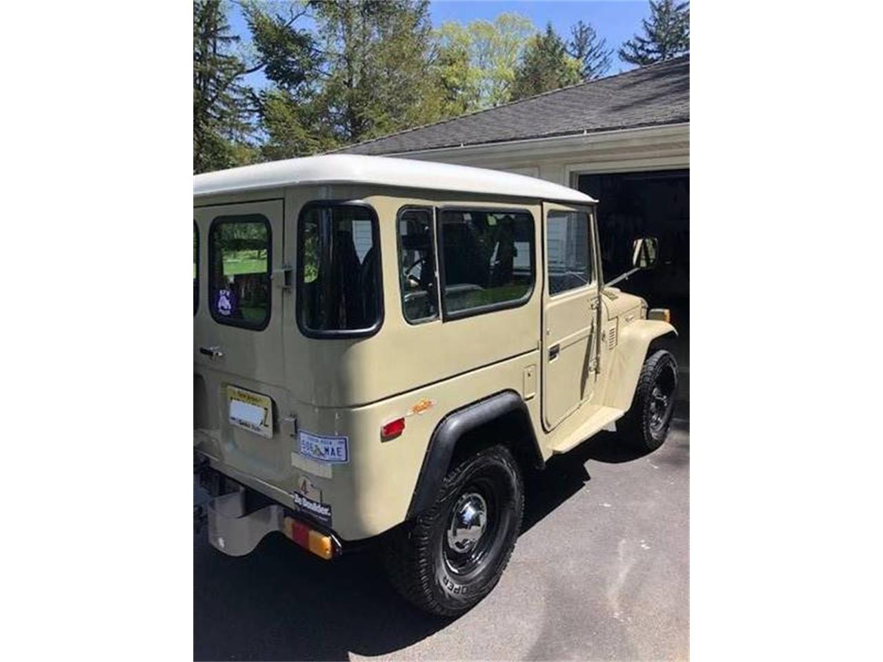 1978 Toyota Land Cruiser FJ (CC-1242552) for sale in Long Island, New York