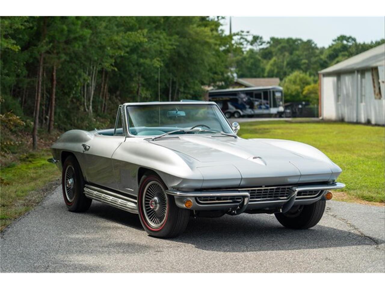 1967 Chevrolet Corvette (CC-1242590) for sale in Hickory, North Carolina