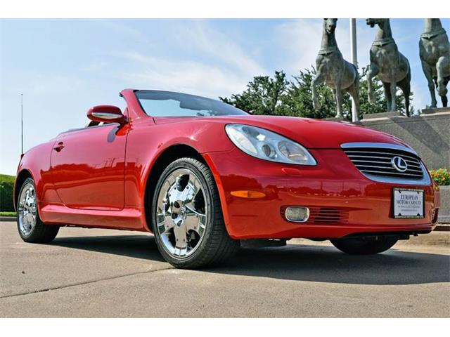 2005 Lexus SC400 (CC-1242599) for sale in Fort Worth, Texas